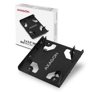 """AXAGON RHD-225L adapter za ugradnju 2 x 2.5"""" HDD/SSD u 3.5"""""""