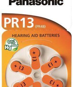 PANASONIC baterije PR13L/6LB