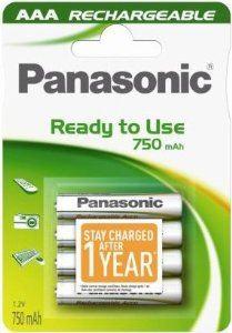 PANASONIC baterije HHR-4MVE/4BC