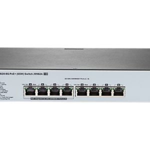 NET SWC HP 1820-8G PoE+ (65W)