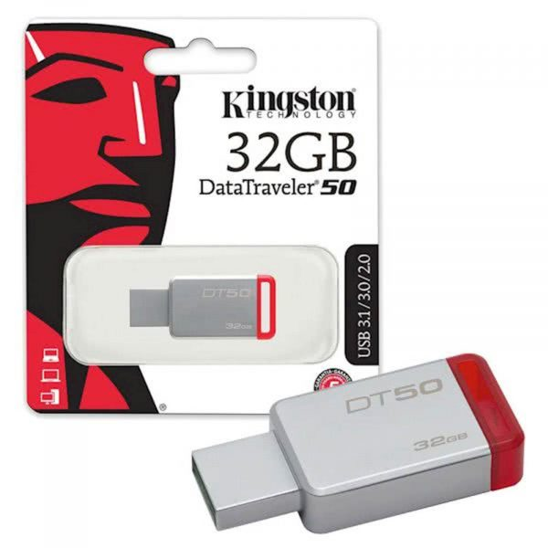 USB Kingston 32GB DT50 3.1 / 3.0
