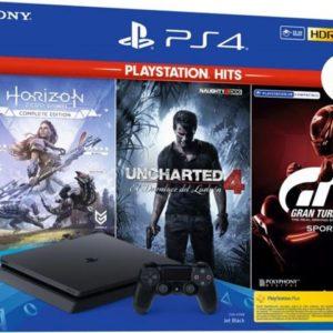 SONY-PlayStation 4 500GB F chassis + Fortnite VCH 3201051083