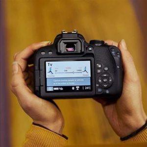 CANON DSLR fotoaparat 800D 1855IS 1895C002AA
