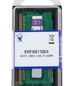 Memorija za prijenosna računala Kingston DDR3 4GB 1600MHz