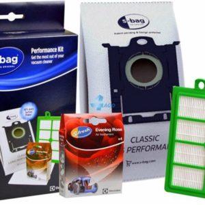 Electrolux vrećice za usisavač + filter+ miris SRK1S