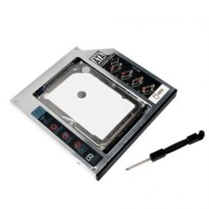 HDD DOD Caddy za notebook DVD to HDD/SSD 9