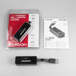 AXAGON ADE-XR USB2.0 - Fast Ethernet 10/100 Adapter
