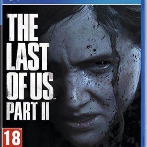 SONY-PlayStation 4 igra Tge Last of US 2 Standard Edition 3202052136