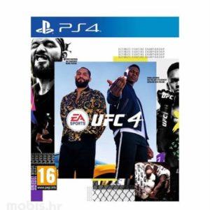 SONY-PlayStation igra UFC 4 3202052213