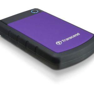 Vanjski tvrdi disk1TB StoreJet 25H3P Transcend USB 3.1