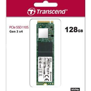 SSD 128GB TS MTS110S M.2 2280 NVMe