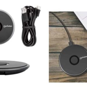 MH Wireless charger 10W Round Retail Box