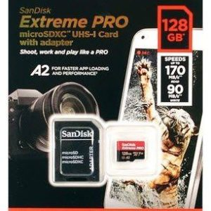 Memorijska kartica SanDisk Extreme Pro microSDXC