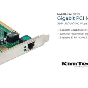 Intellinet mrežna kartica 1G PCI 522328