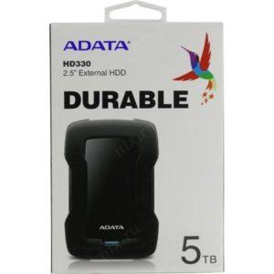 HDD EXT AD HD330 5TB USB 3.1 Durable