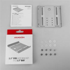 """AXAGON RHD-125S adapter za ugradnju 1x2.5"""" HDD/SSD u 3.5"""""""