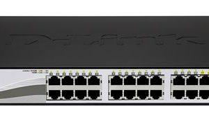 D-Link switch web upravljivi DGS-1210-24