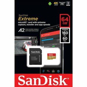 Memorijska kartica SanDisk Extreme microSDXC