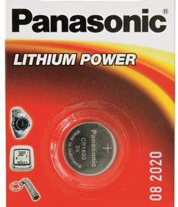 PANASONIC baterije mala CR-1620EL/1B Lithium Coin